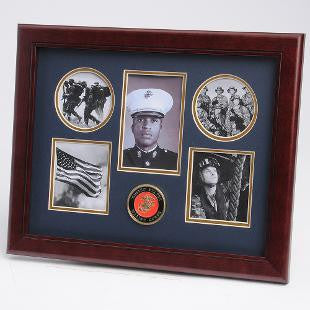 US Marine Corps Collage Frame
