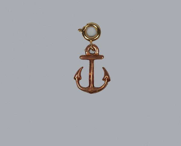 USSC Copper Charm: Anchor