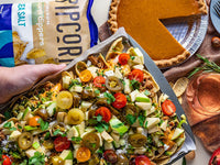 Recipe: Loaded Autumn Nachos with Pipcorn Dippers