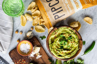This Avocado Hummus Is Crazy Delicious