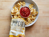 Truffle Heirloom Corn Dippers Are a One-of-a-Kind Chip