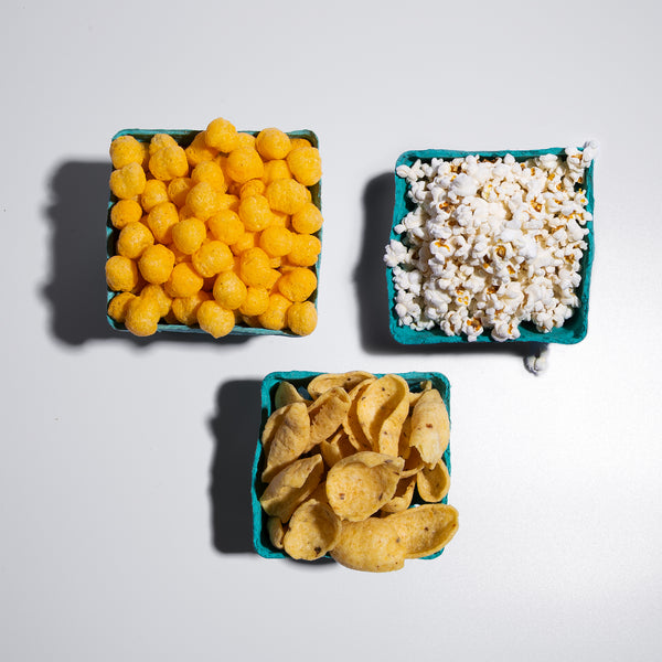 pipcorn heirloom snacks better for you cheese balls corn dippers mini popcorn