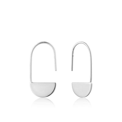 Geometry Drop Earrings