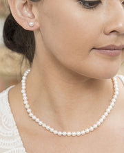 6-6.5mm Freshwater Pearl Strand 45cm