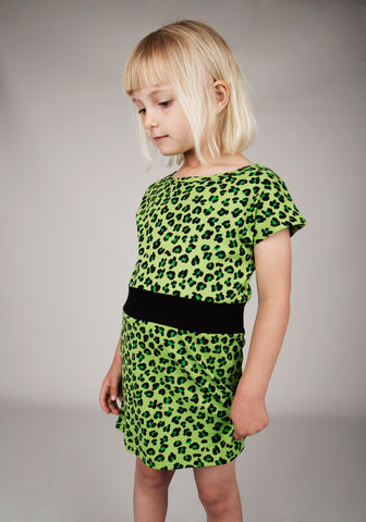Mini rodini crocodile dress