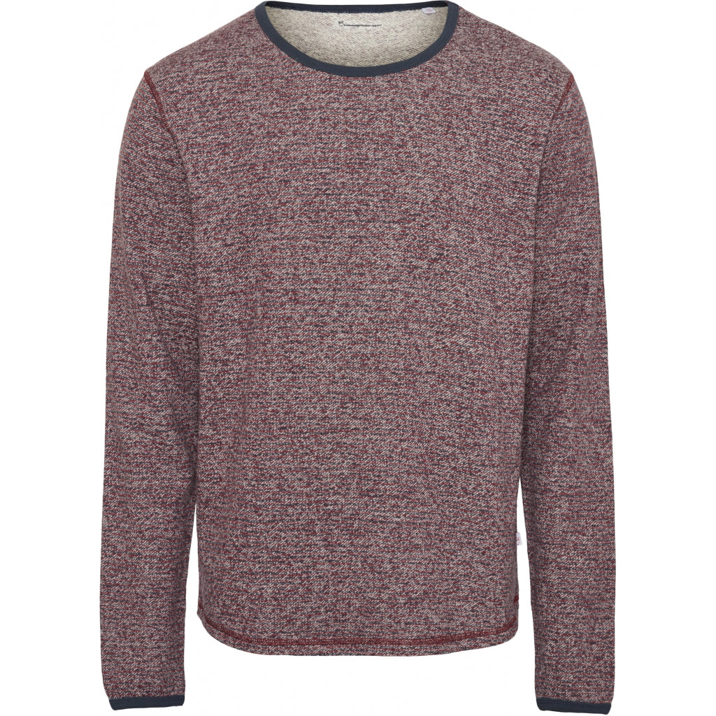 KCA Walnut striped hemp sweat 12003 Codovan 1309