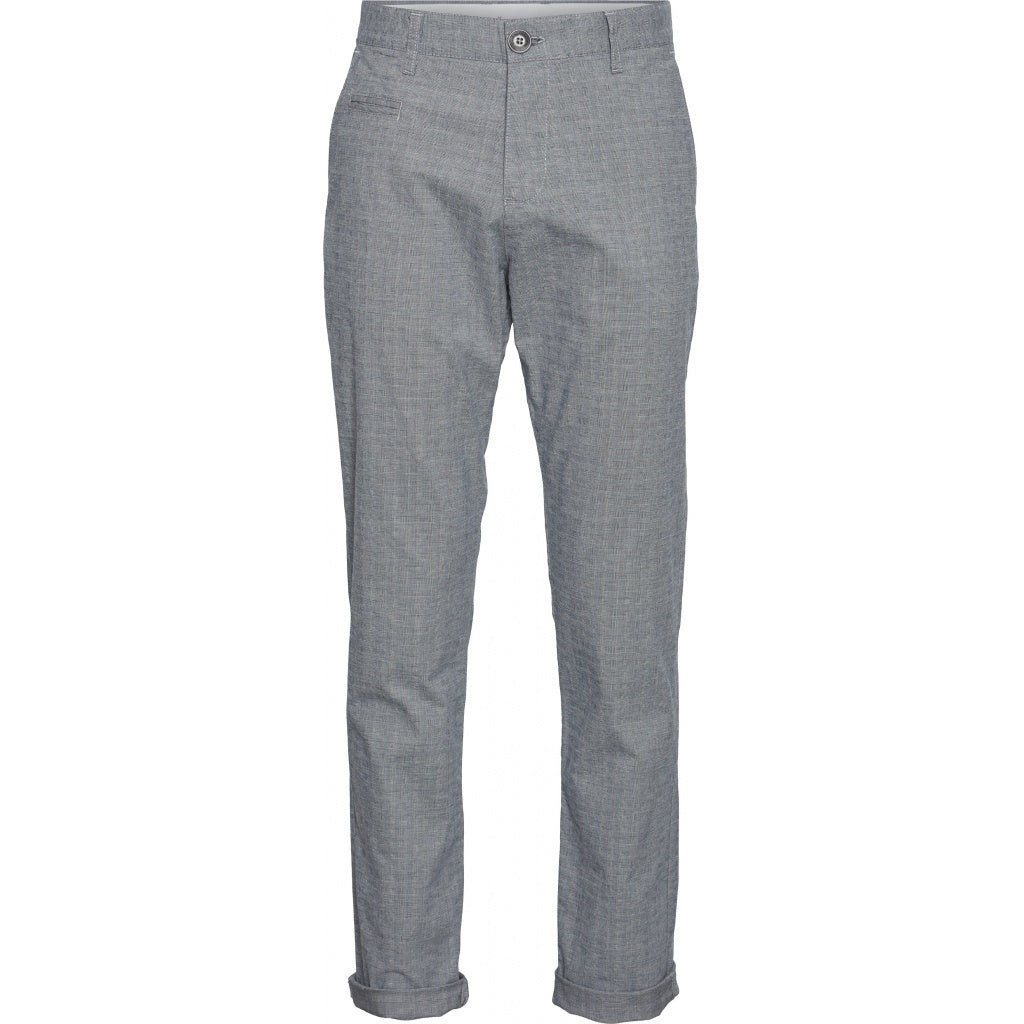KCA CHUCK Regular Checked Chino 70249 Total Eclipse 1001