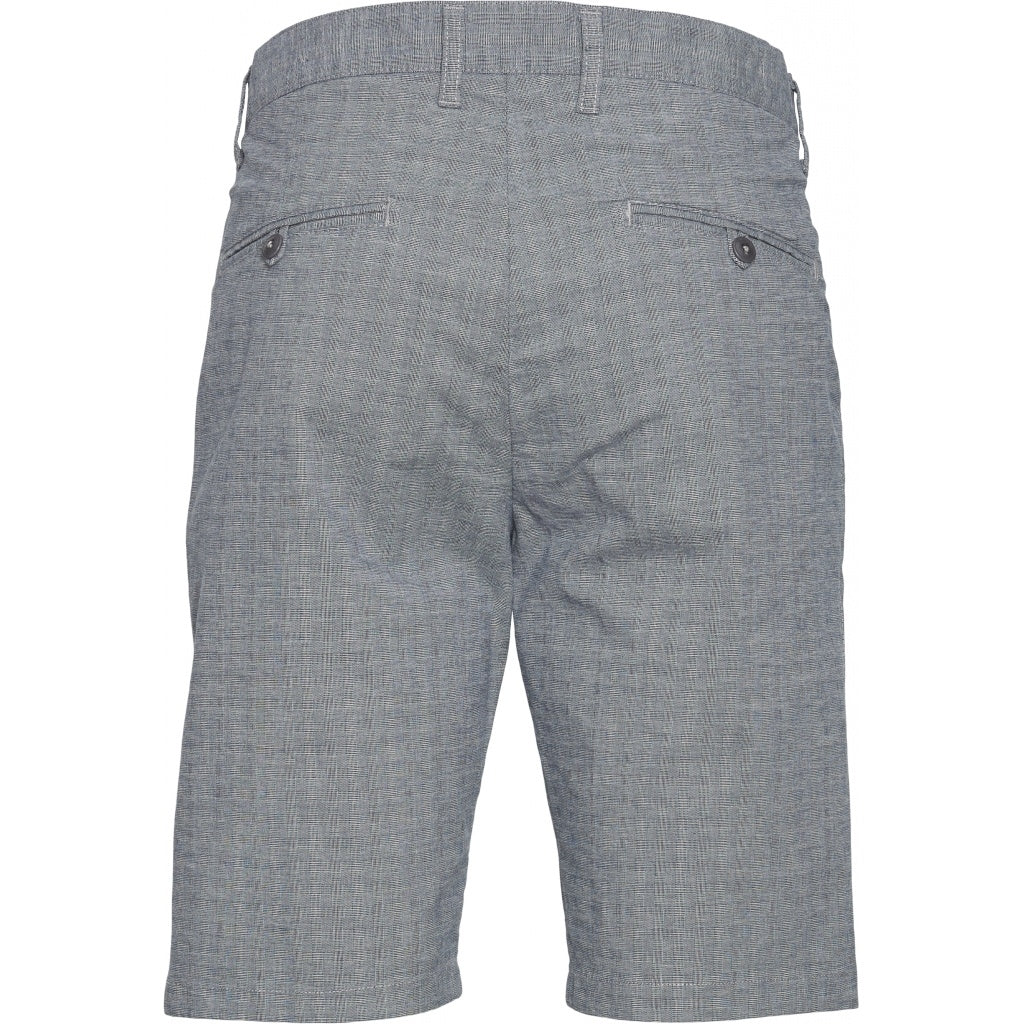 KCA CHUCK Regular Checked Shorts 50193 Total Eclipse 1001