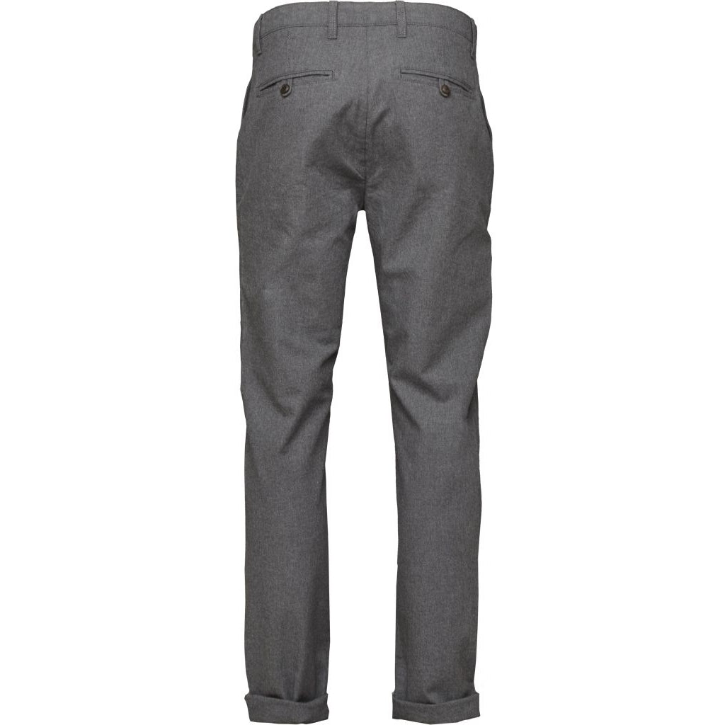 KCA Chuck Flannel Chino 70094 1073 Dark Grey Melange