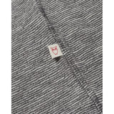 KCA 30385 Elm double layer striped sweat 1073 dark grey melange