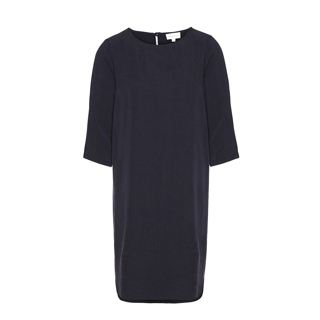 ARMEDANGELS Fianna dress navy