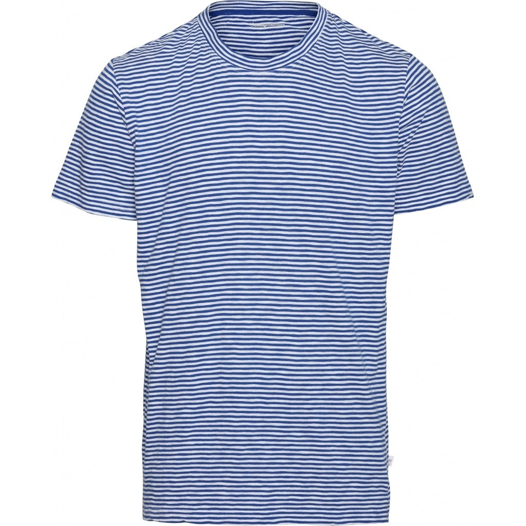 KCA 10563 Alder Narrow Striped Tee 1295 Surf The Web