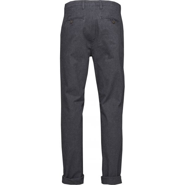 KCA Chuck Flannel Chino 70094 1001 Total Eclipse