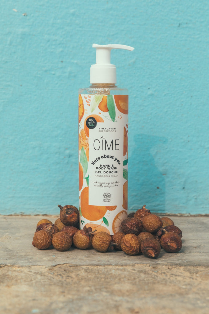 CIME Nuts About You Hand & Body Wash