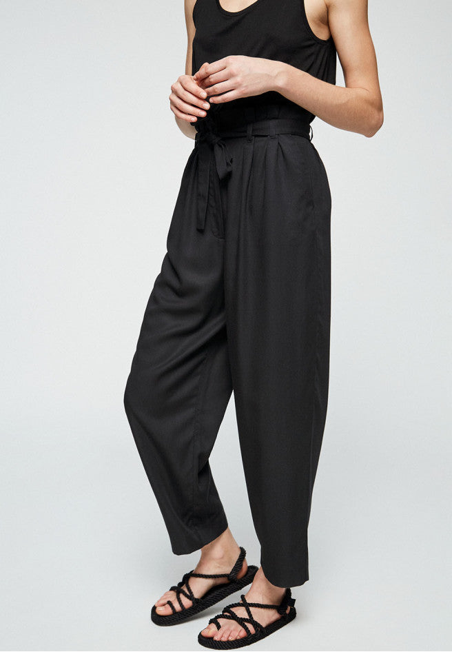 ARMEDANGELS Timeaa trousers black
