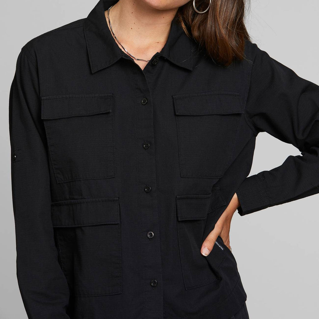Dedicated Lima shirt black
