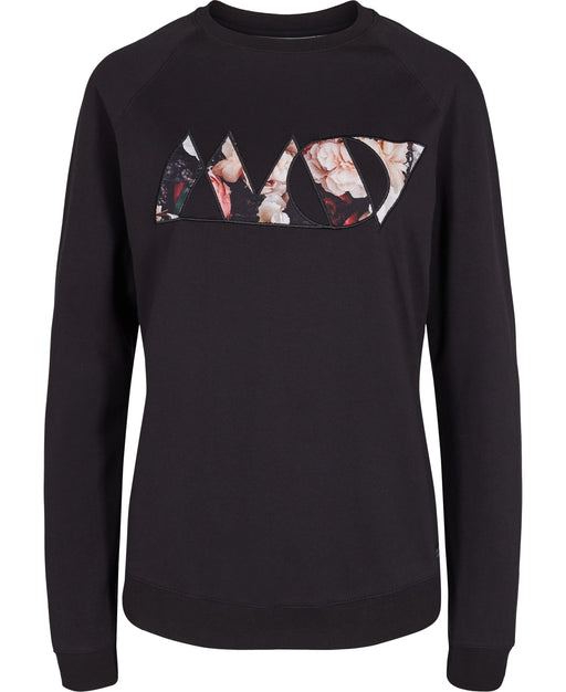 Amov Floral Geometry Sweat