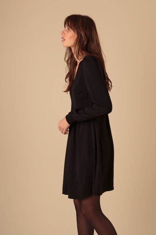 EKYOG Albain Dress Black