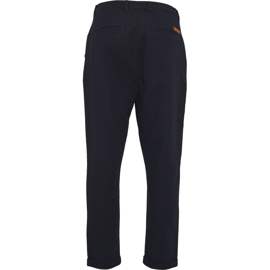 KCA Stretchable pant with trun up 70184 Total eclipse 1001