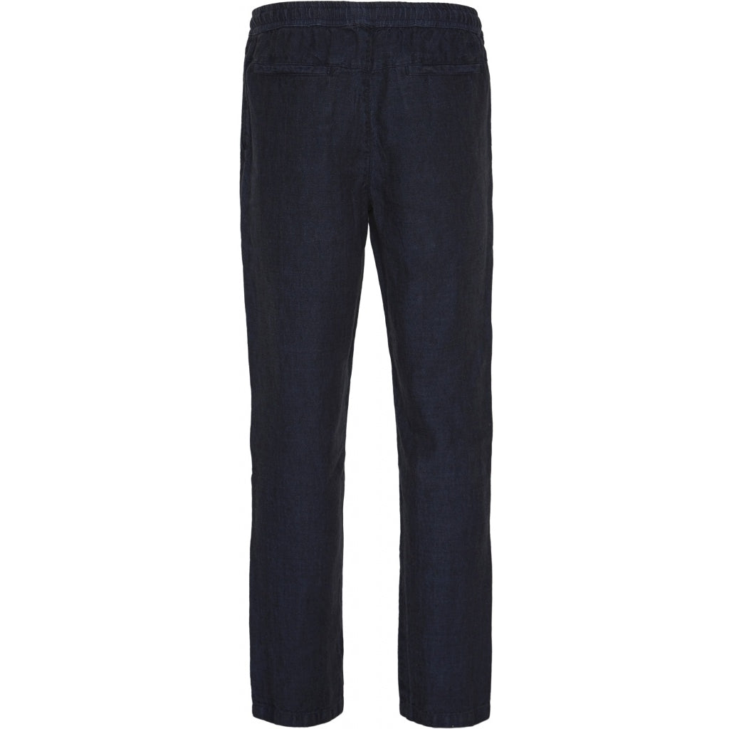KCA 70239 Birch Loose Linen Pants 1001 Total Eclipse