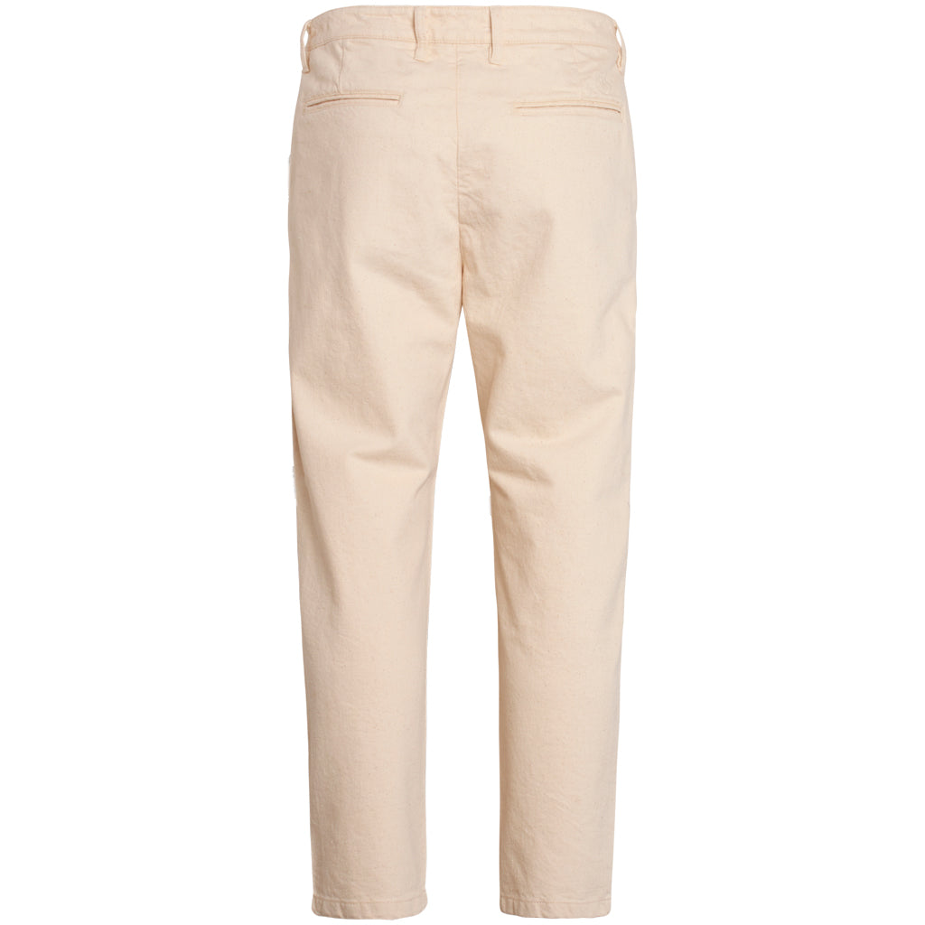 KCA 70290 Bob heavy cotton pant 1070 Winter white men