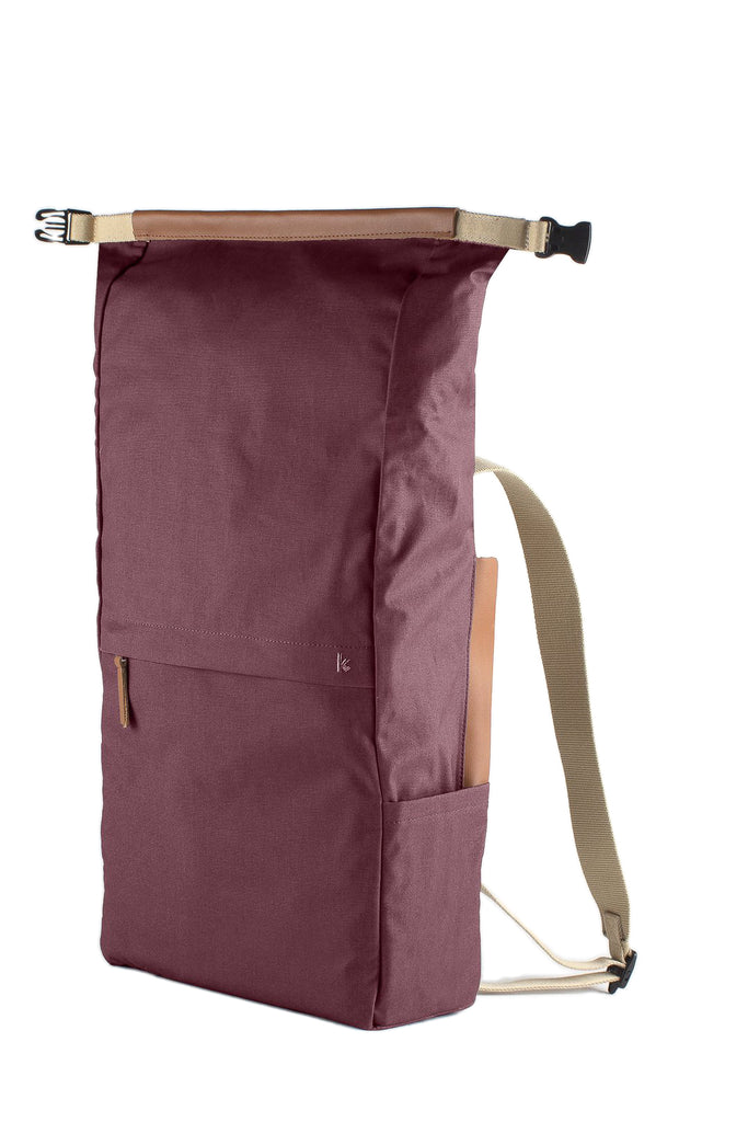 WALK WITH ME LA Backpack Burgundy