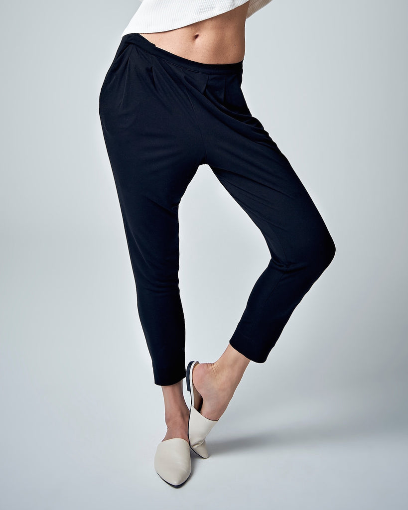 JAN 'N JUNE Arabis trousers black
