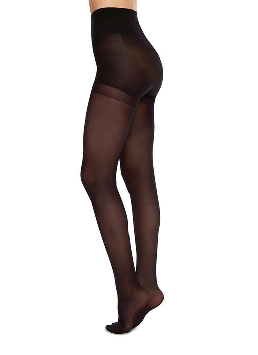 Swedish Stockings Anna Control Top  Black 40 den