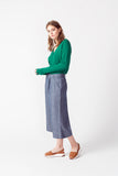 SKFK Betti Cardigan Green
