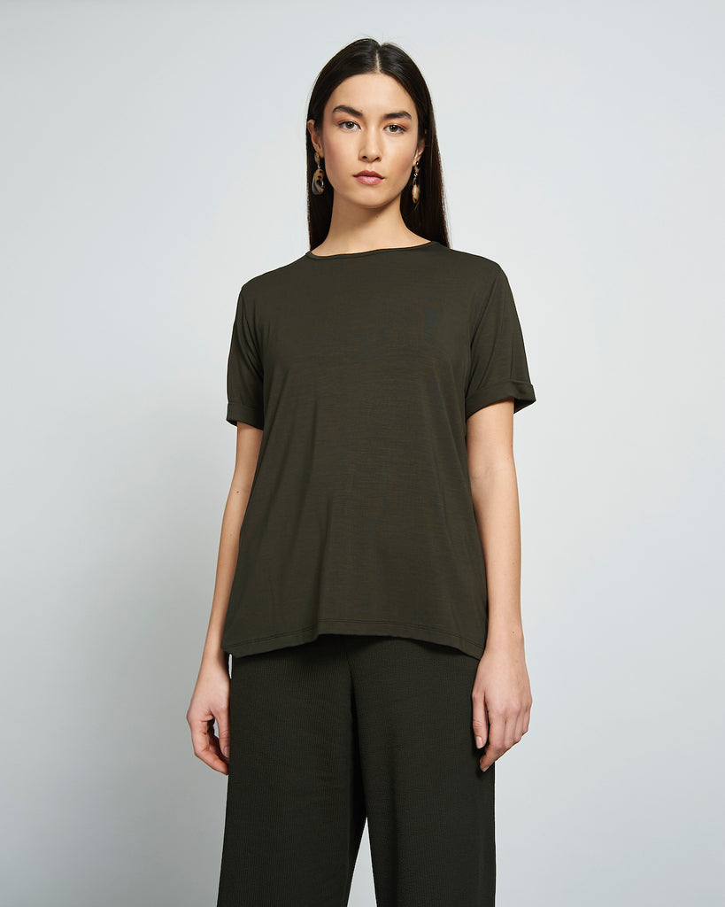 JAN 'N JUNE Boy T-shirt olive