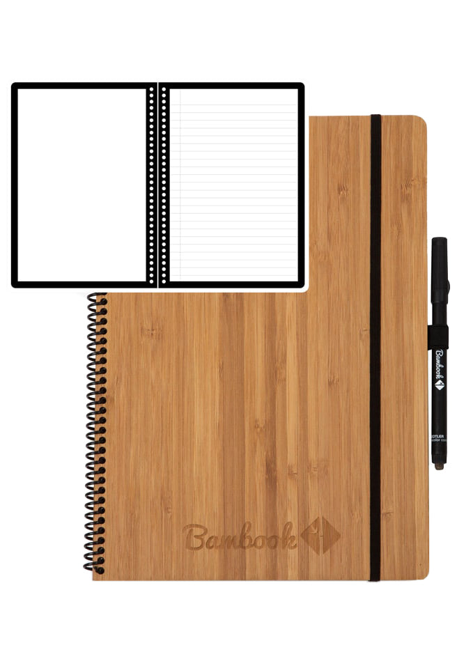 Bambook Hardcover A4