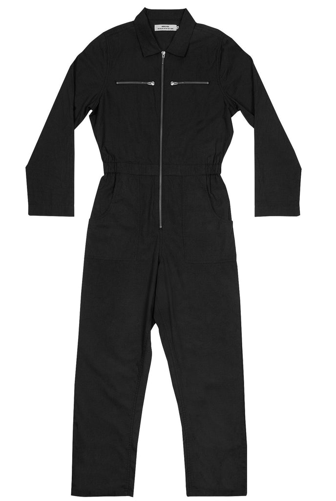 Dedicated Hultsfred overall black