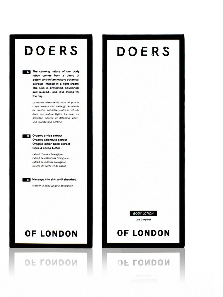 DOERS OF LONDON Body Lotion