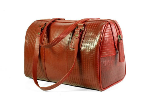 Elvis&Kresse Box Bag