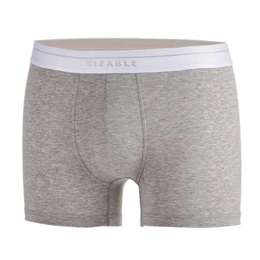 SIZABLE Casual Boxer grey