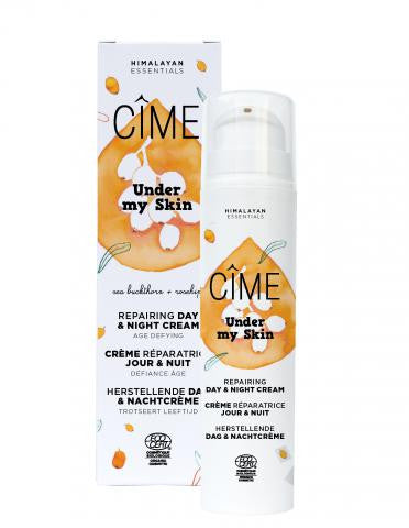 CIME Under My Skin Repairing day & night cream