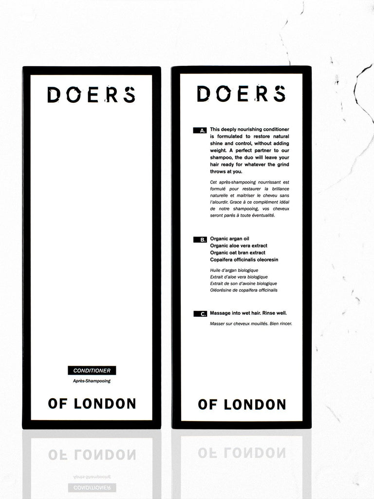 DOERS OF LONDON Conditioner
