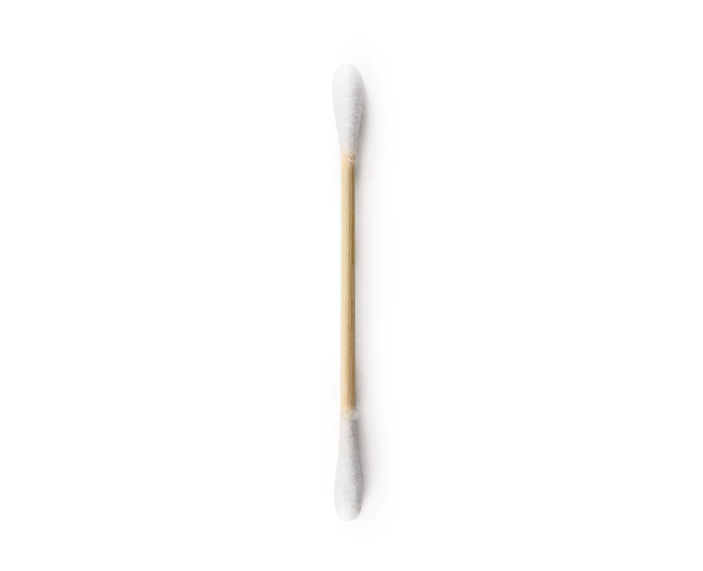 Humble Brush Cotton Swabs Bamboo White