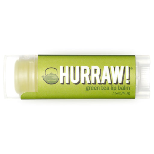 Hurraw lip balm Green Tea