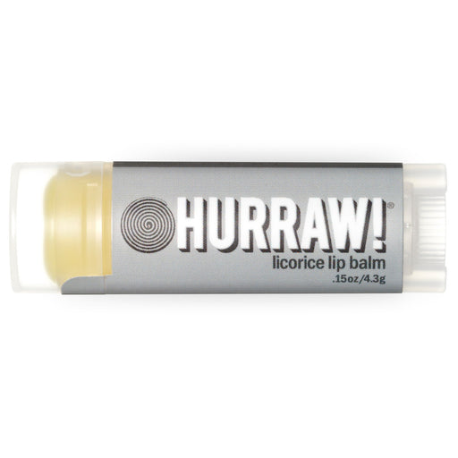Hurraw lip balm Licorice