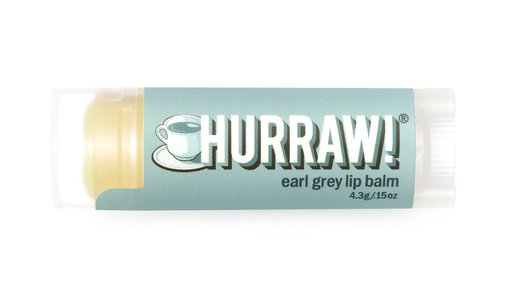 Hurraw lip balm Earl Grey