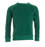 MUNOMAN Ilias Sweater Evergreen velours