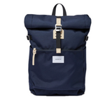 SANDQVIST Ilon navy Backpack