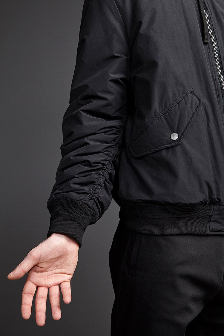 LANGERCHEN Junee jacket black