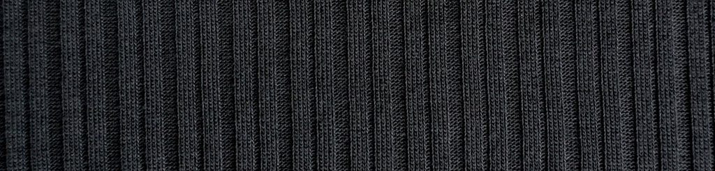 JAN 'N JUNE Mio Turtleneck black rib