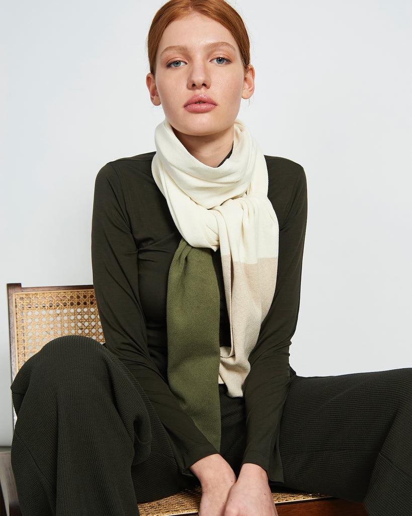 JAN 'N JUNE Mio Turtleneck olive