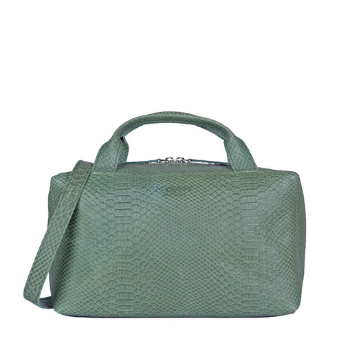 MYOMY Workbag Hunter Anaconda Sea Green