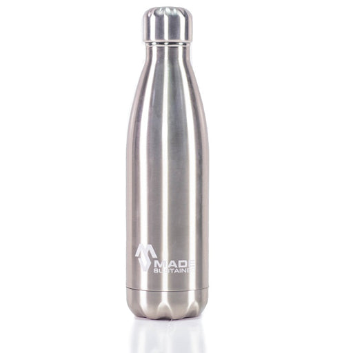 Made Sustained Thermos 500ml Silver