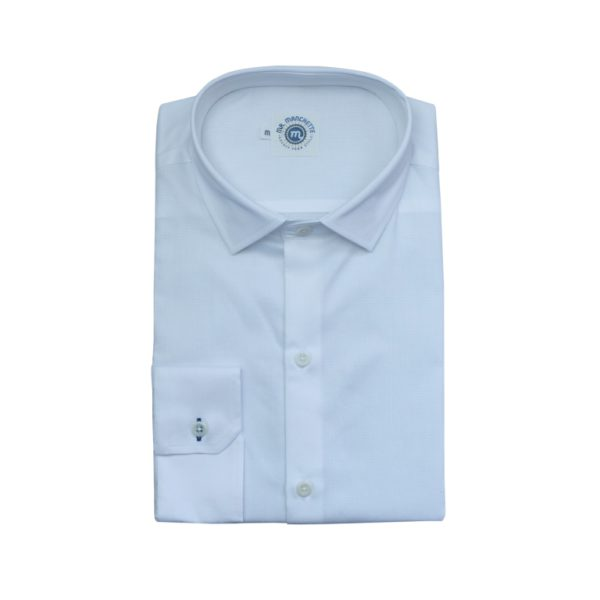 MR. MANCHETTE Charles shirt white