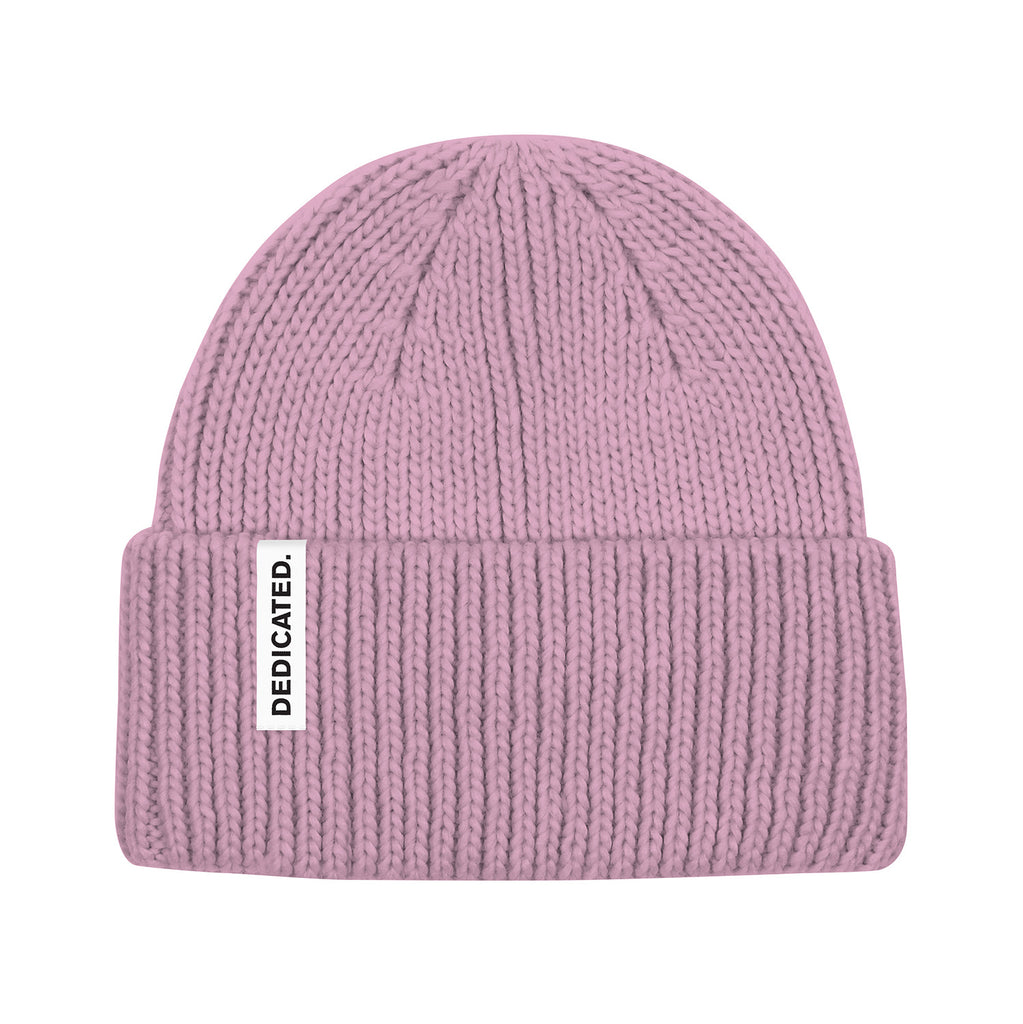 DEDICATED Narvik Beanie Pink